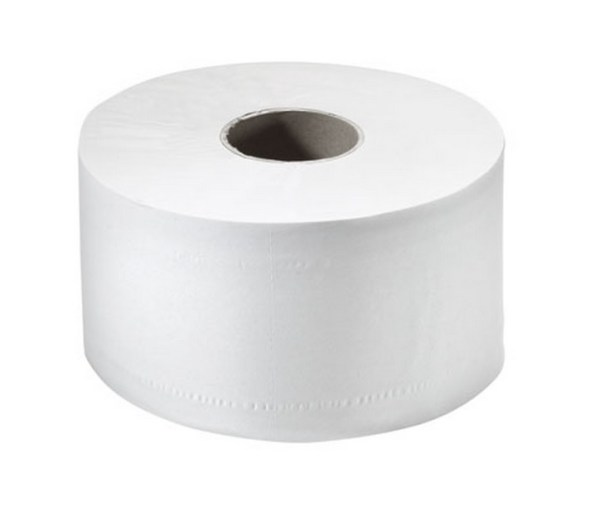 Toiletpapir til mini dispenser T2 2-lags, 12 rl