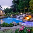 Outdoor Luxury Swimming Pools 8