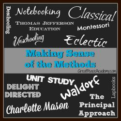 The Ultimate Guide to Homeschool Education Methods | Great Peace Academy