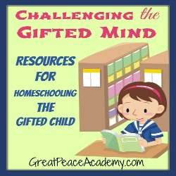 Resources for homeschooling the gifted child thumbnail