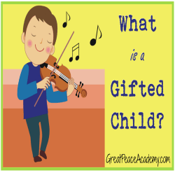 What is a Gifted Child? | Great Peace Academy