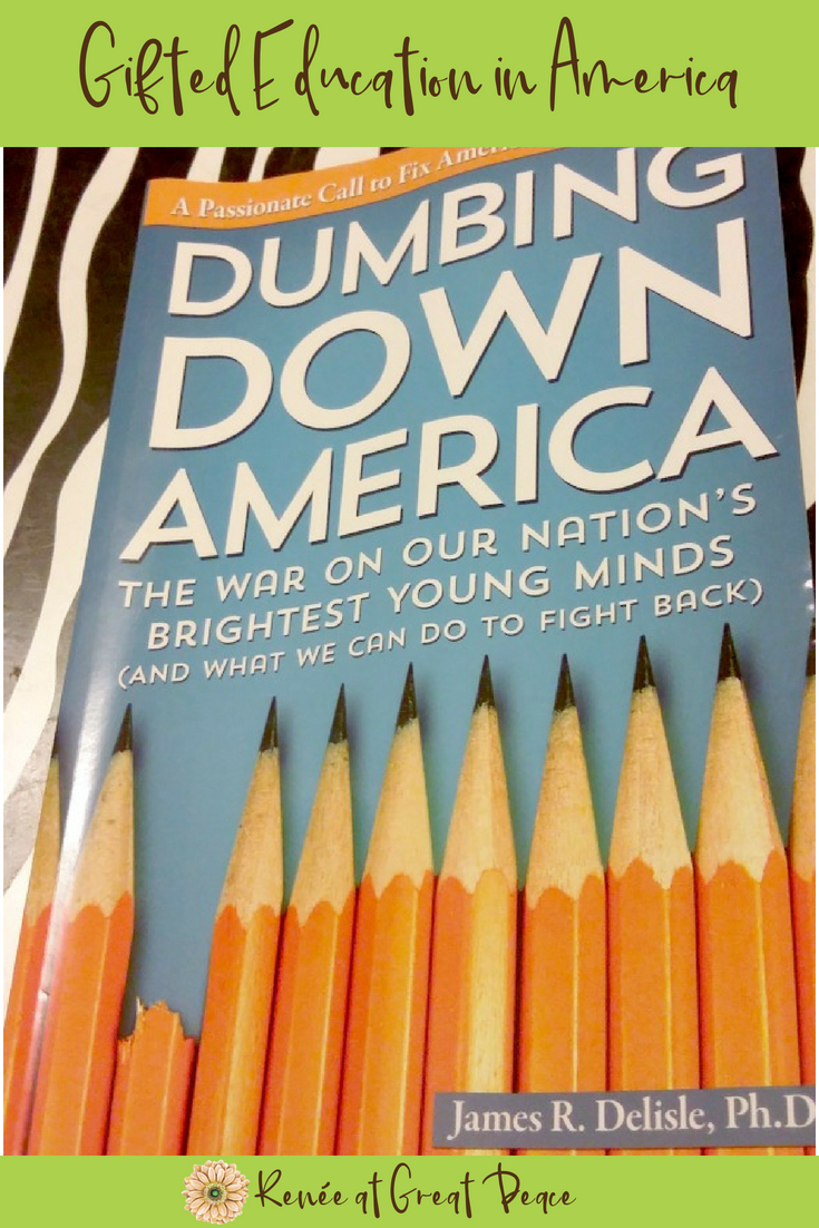 Gifted Education in America Learning UP, Dumbing Down, Gifted Education in America | Great Peace Academy