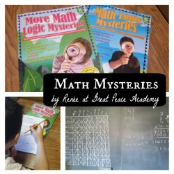 Math Mysteries build skills Thumbnail