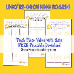 LEGO Re-grouping boards thumbnail
