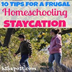 Homeschool Staycation