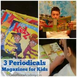Educational Magazine for Kids | GreatPeaceAcademy.com #ihsnet @funforkidzmag