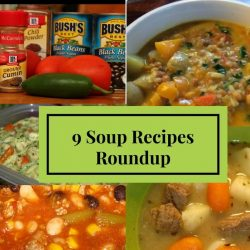 9 Soup Recipes for Winter | Renée at Great Peace