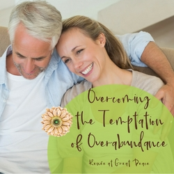 How to set your Heart Free from a Prison of Overabundance | Renée at Great Peace