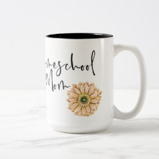Homeschool Mom Mug | Renée at Great Peace #homeschool #moms #ihsnet