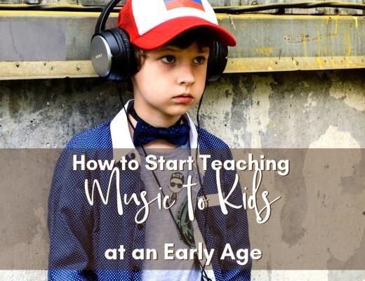 How to Start Teaching Music to Kids at an Early Age | Renée at Great Peace #homeschool #music #kidsandmusic #teachmusic #ihsnet
