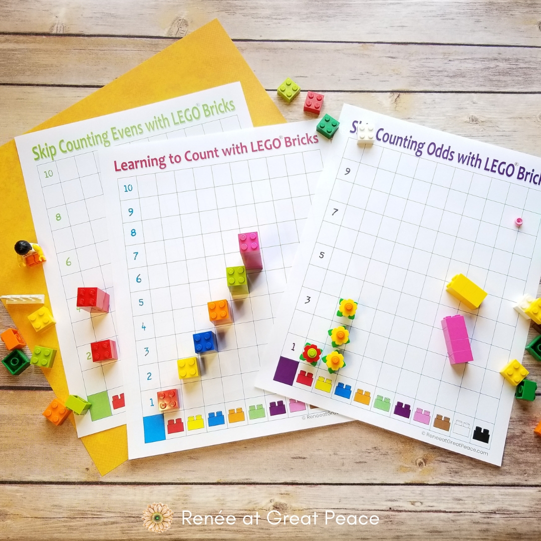 Learning To Count With Lego Bricks