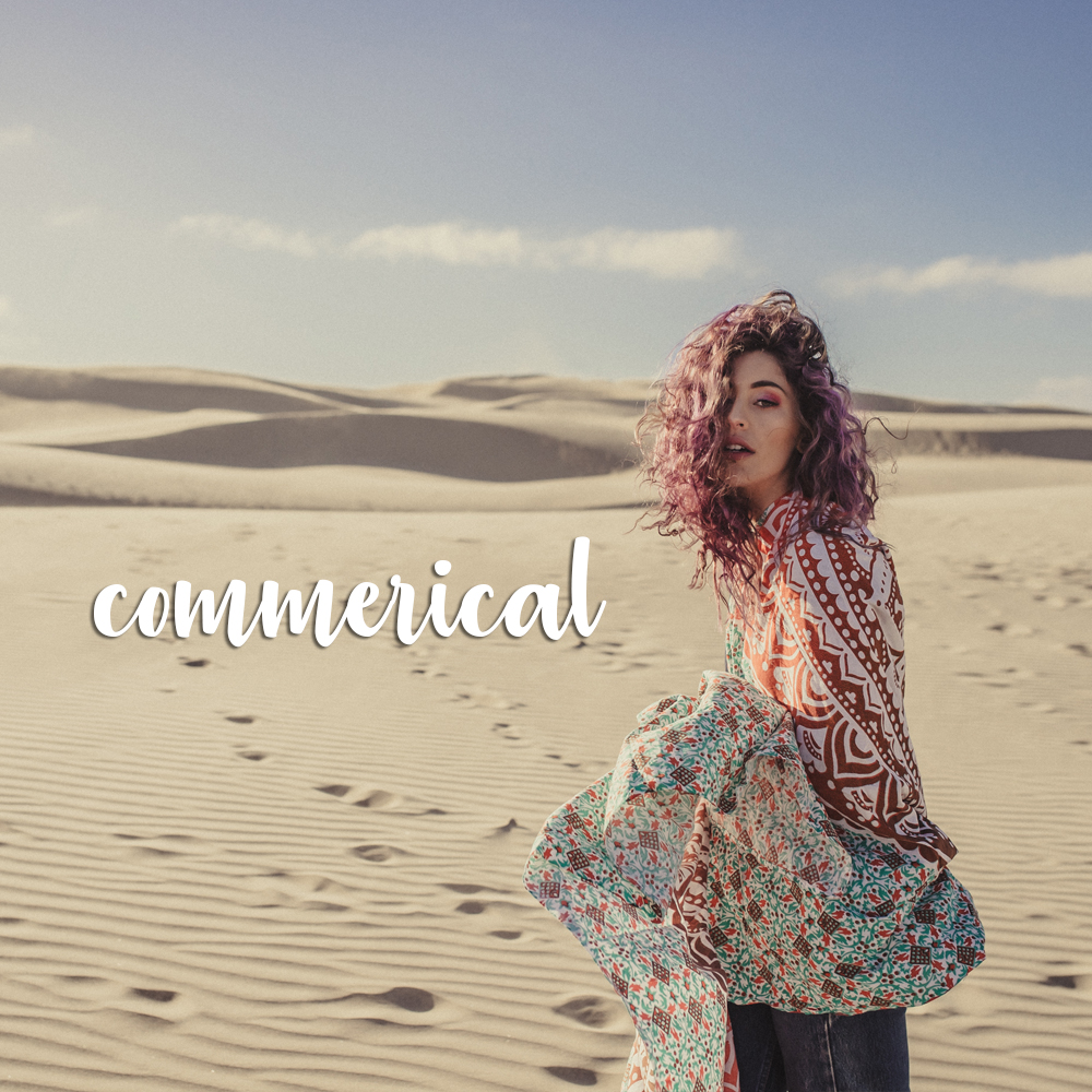Editorial & Commerical