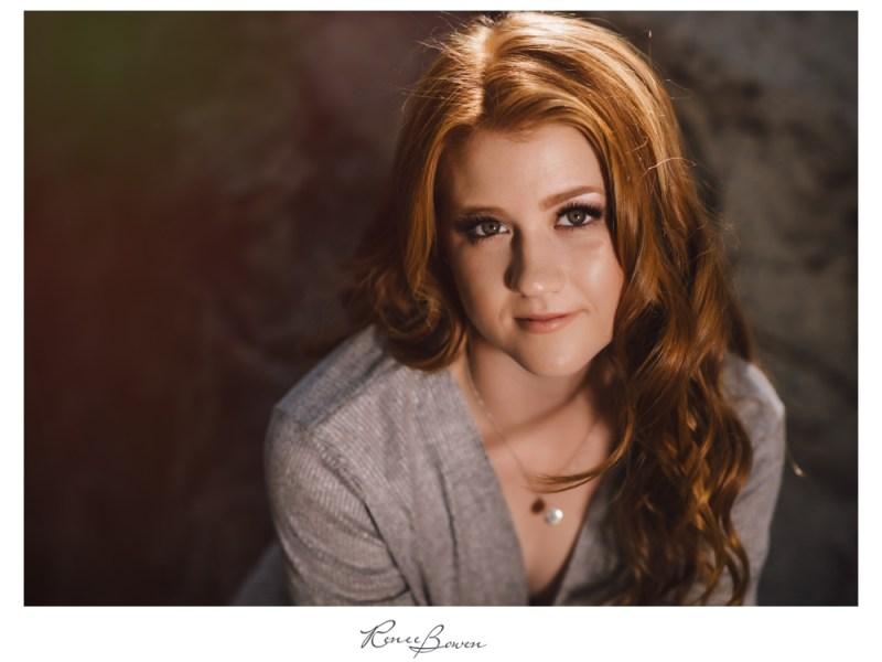 Megan   2019 Senior Portraits   Renee Bowen Model Influencer