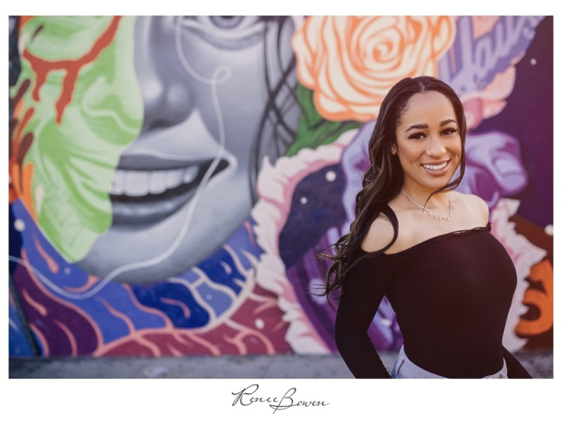 Kelsey | 2019 Senior Portraits | Renee Bowen Model Influencer
