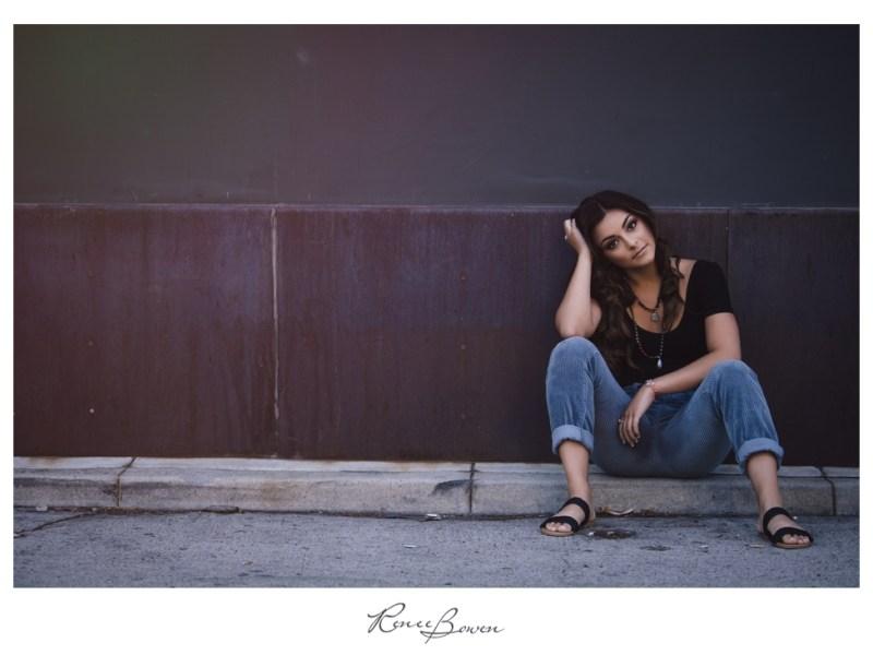 Alexa | 2019 Senior Portraits | Renee Bowen Model Influencer