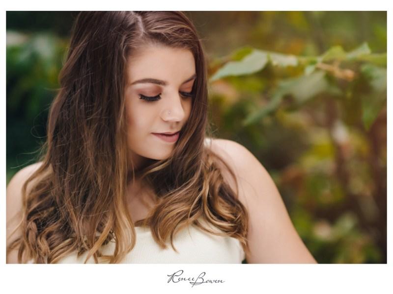Melainey | 2019 Senior Portraits | Renee Bowen Model Influencer