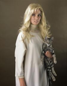 "Yvonne Todd, ""Goat Sluice"", 2008. Photo: CGW."