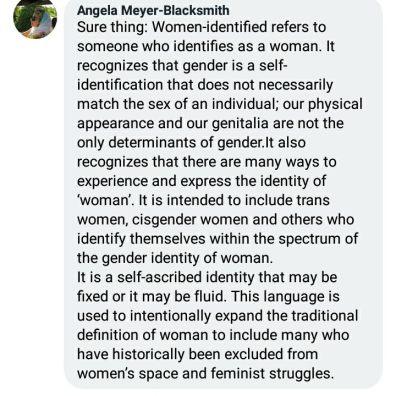 Ace Lady Network explains gender
