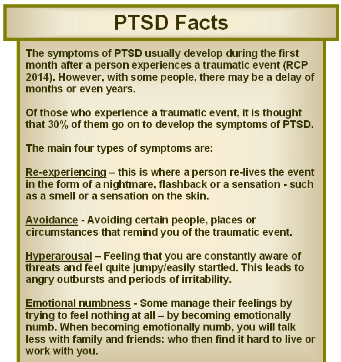 Ptsd Daily Struggle Helpful Hints Love You More