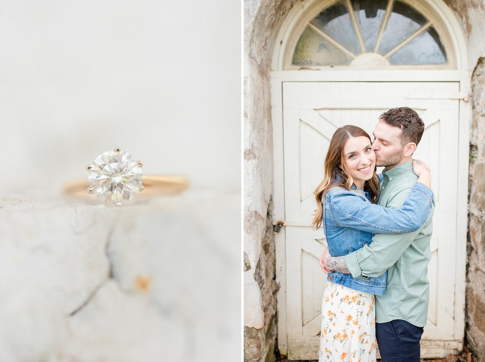 Valley Forge engagement session with Renee Nicolo Photography