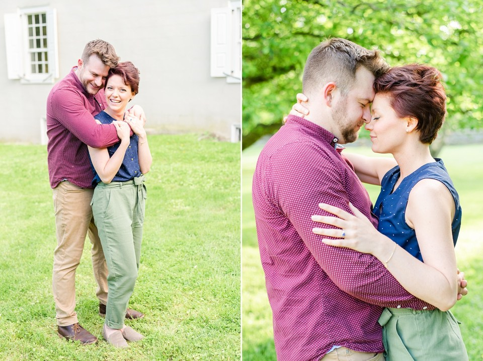 engagement session with Renee Nicolo Photography in PA