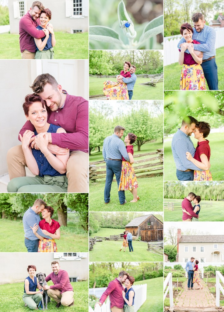 A Bethlehem, PA Engagement session with Renee Nicolo Photography