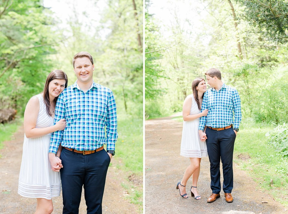 engagement session with Renee Nicolo Photography