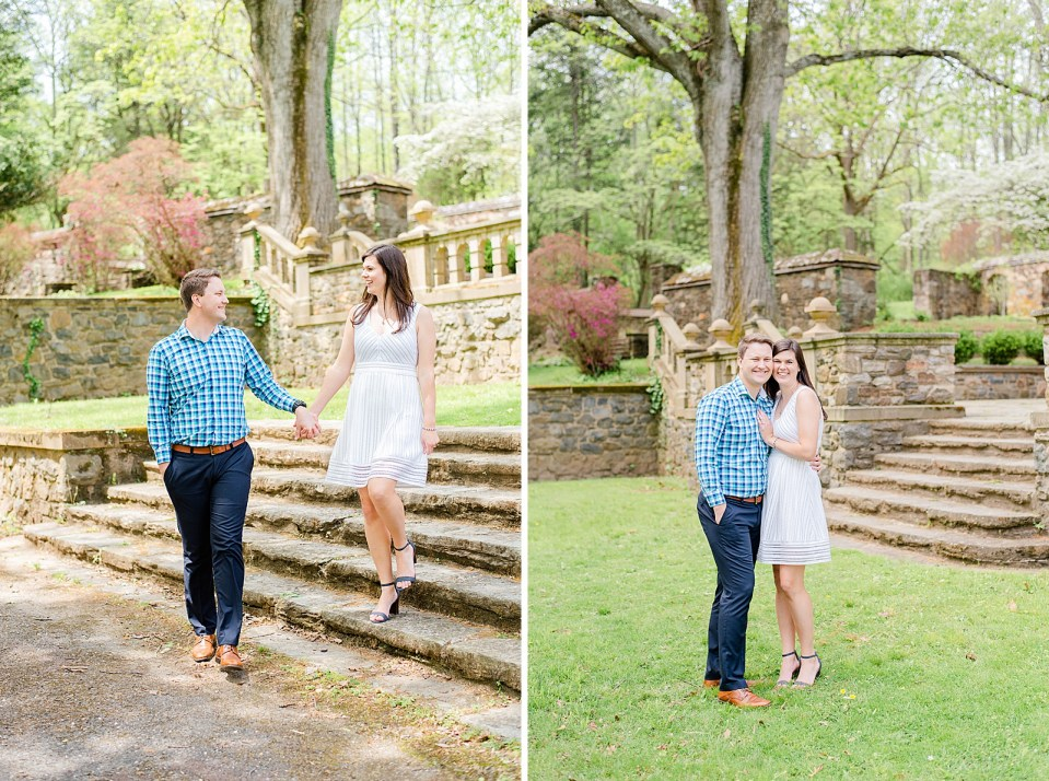 spring portraits at Ridley Creek by Renee Nicolo Photography