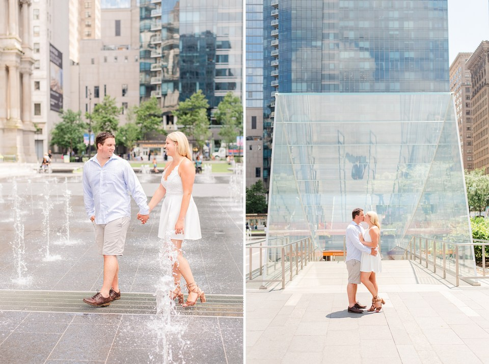 engagement portraits with PA wedding photographer Renee Nicolo Photography