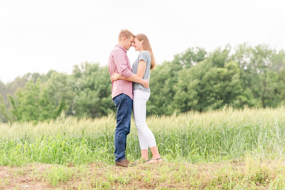 engagement portraits by PA wedding photographer Renee Nicolo Photography