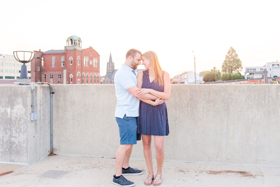 Renee Nicolo Photography captures Montgomery County PA engagement session