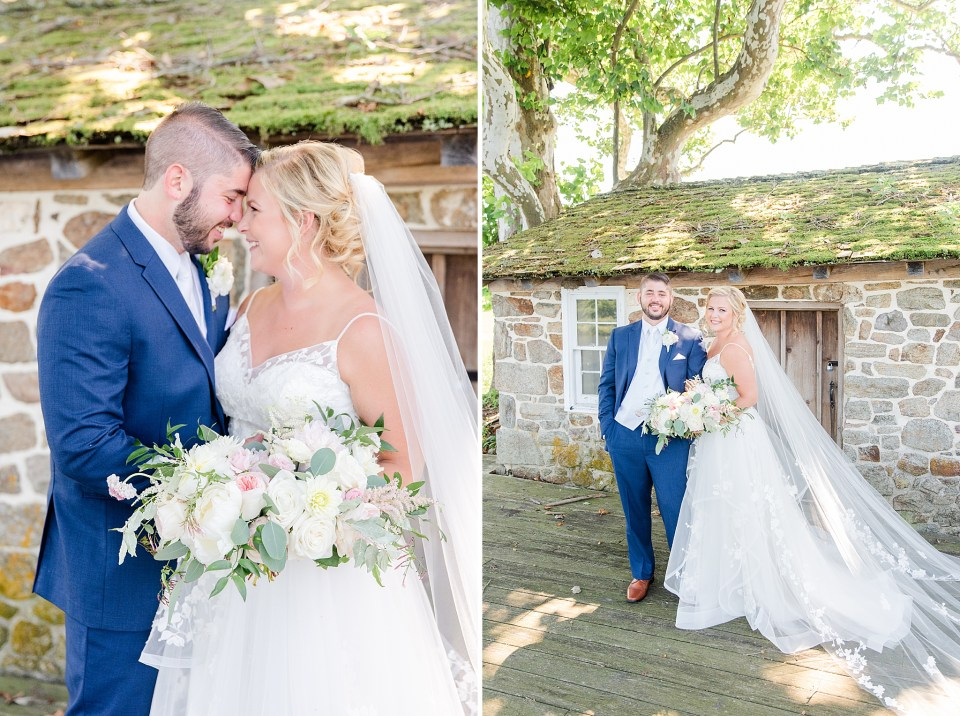 Wedding photos at French Creek Golf Club photographed by Renee Nicolo Photography
