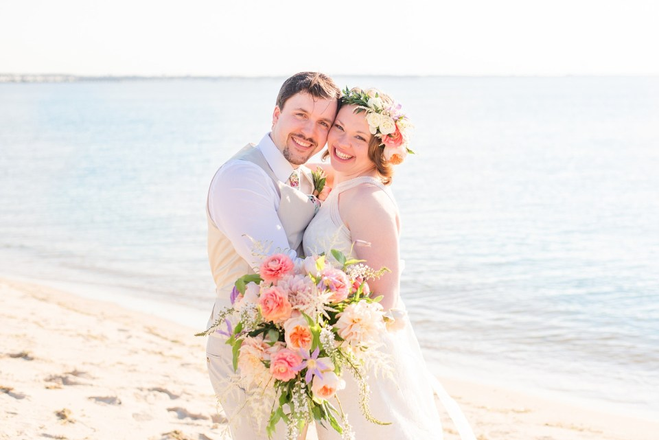 Rehoboth Beach wedding photos by Renee Nicolo Photography