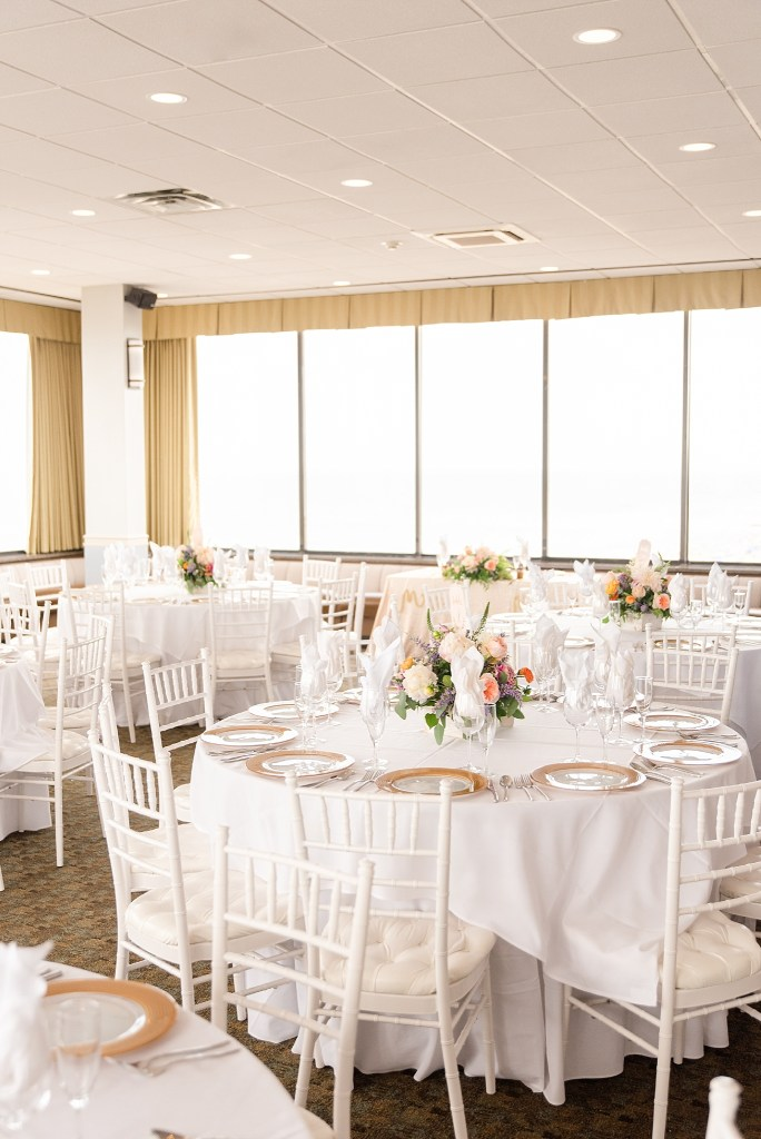 wedding reception at Salero Oceanfront in Rehoboth Beach photographed by Renee Nicolo Photography