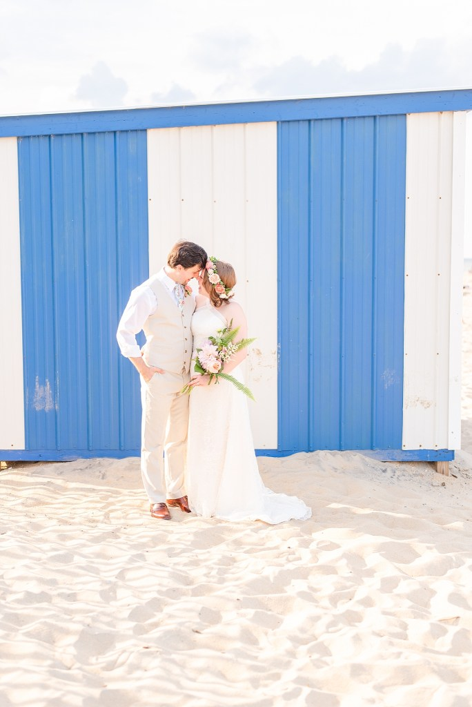 Rehoboth Beach wedding reception photos by Renee Nicolo Photography