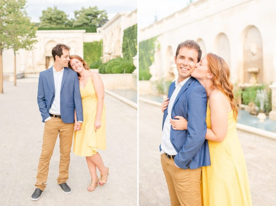 engagement photos by Renee Nicolo Photography in Pennsylvania