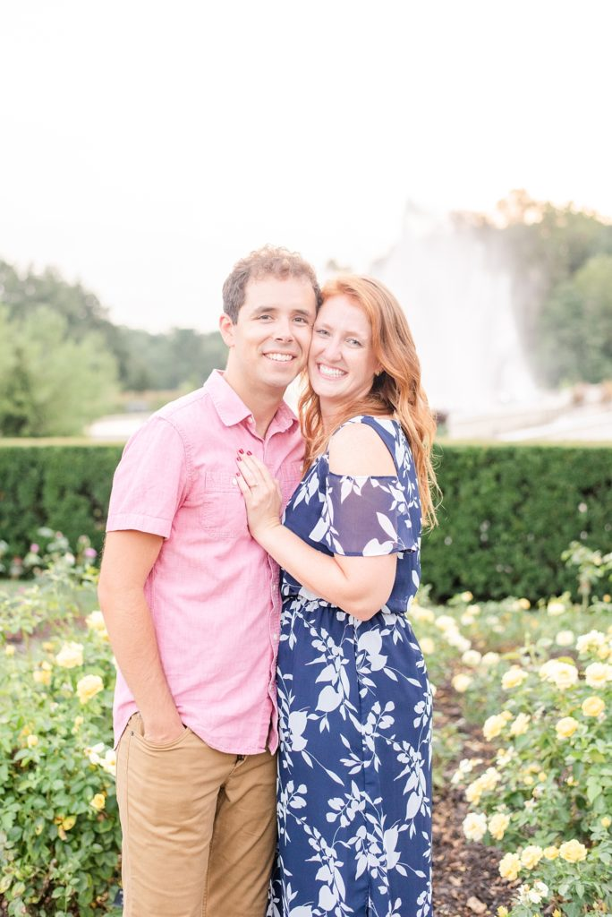 engagement portraits by Renee Nicolo Photography