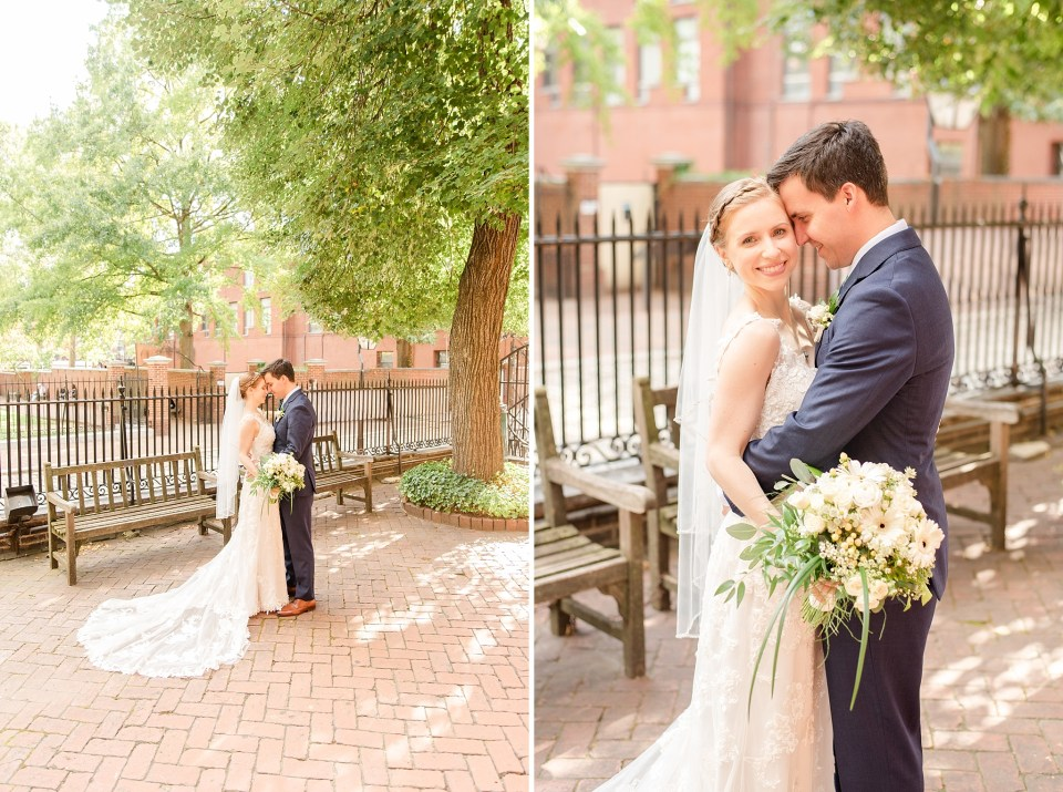 Pennsylvania wedding day in the summer photographed by Renee Nicolo Photography