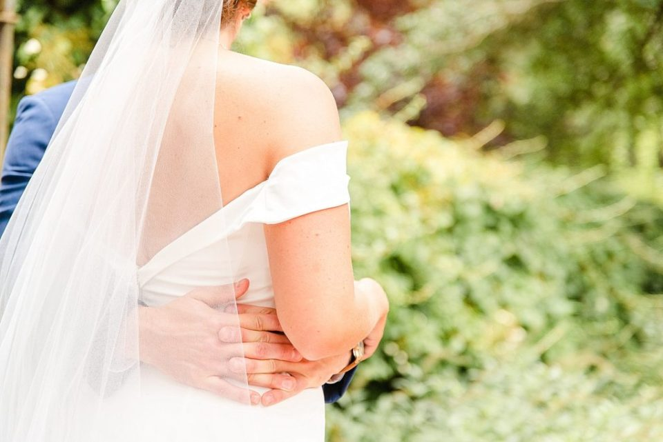 dress details photographed by Renee Nicolo Photography
