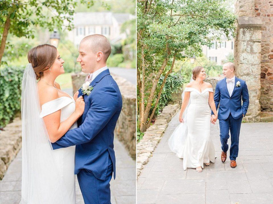 HollyHedge Estate wedding photos by Renee Nicolo Photography