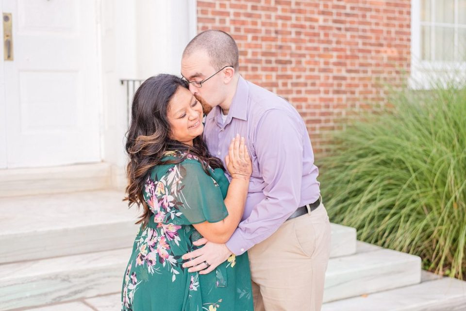 Renee Nicolo Photography photographs couple on one year anniversary