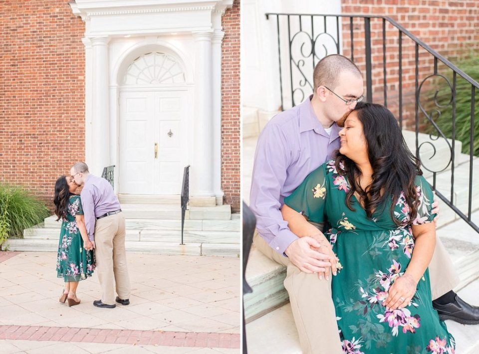 anniversary session with PA wedding photographer Renee Nicolo Photography