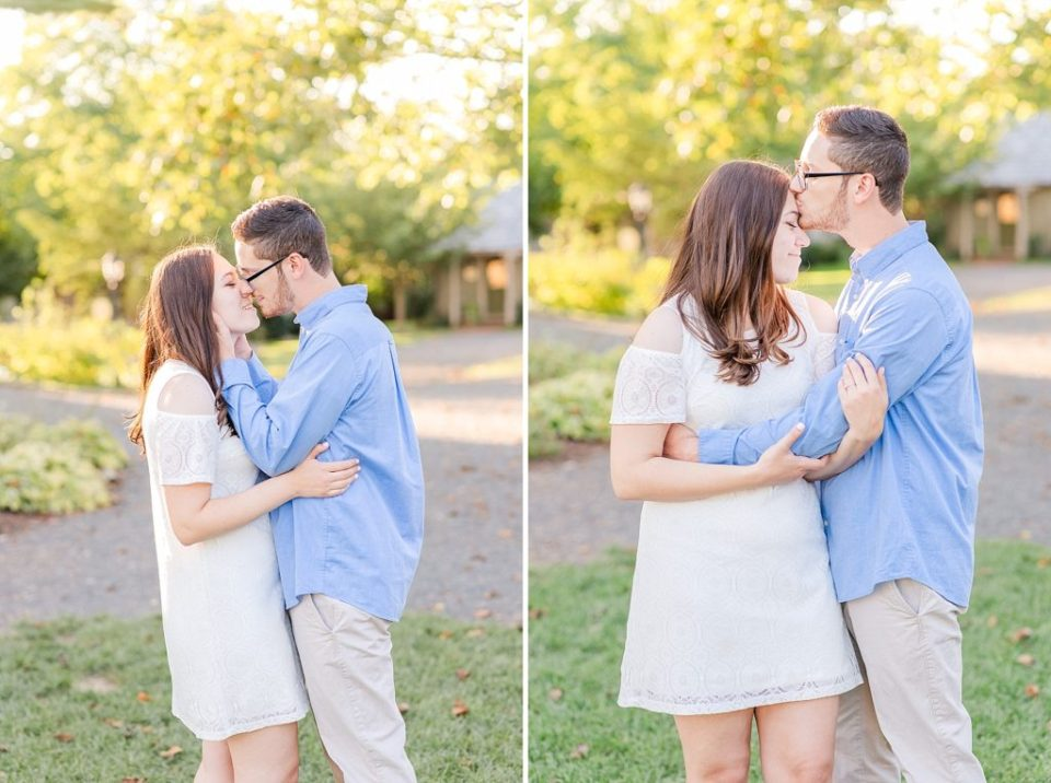 Engagement portraits in PA with Renee Nicolo Photography