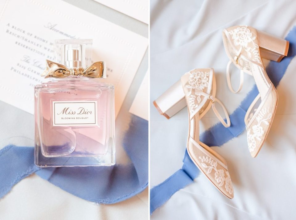 wedding shoes photographed by Renee Nicolo Photography