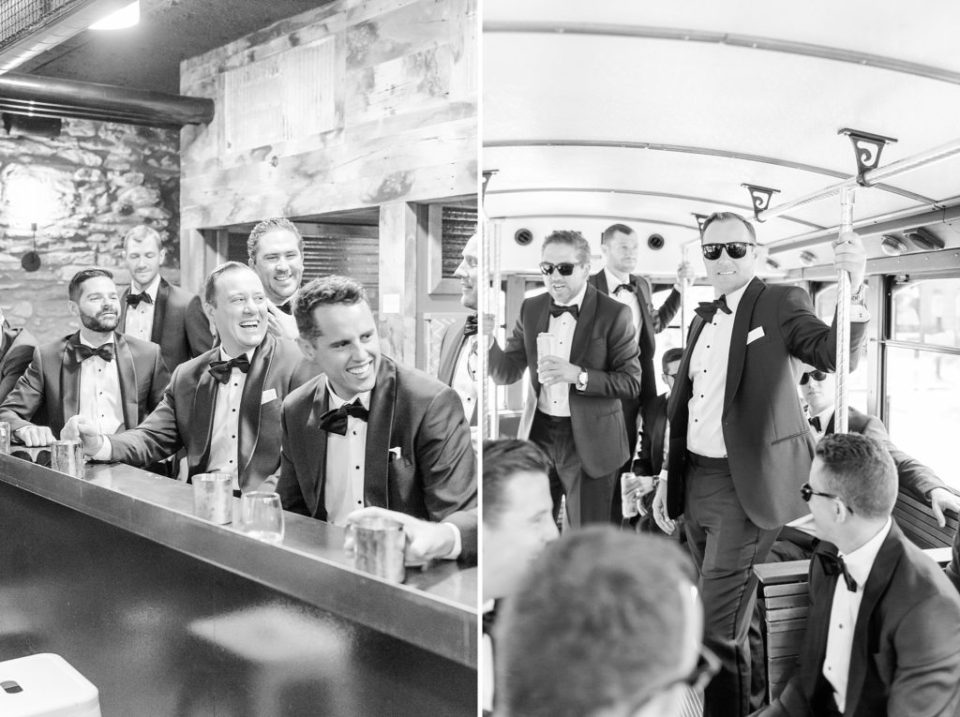 groomsmen in Philly photographed by Renee Nicolo Photography