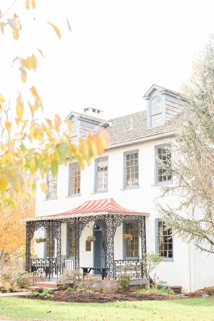 Duportail House, Chesterbook wedding venue photographed by Renee Nicolo Photography