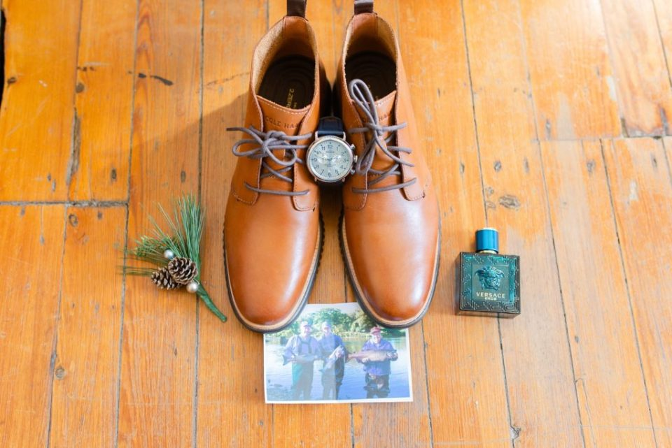 PA groom details by Renee Nicolo Photography