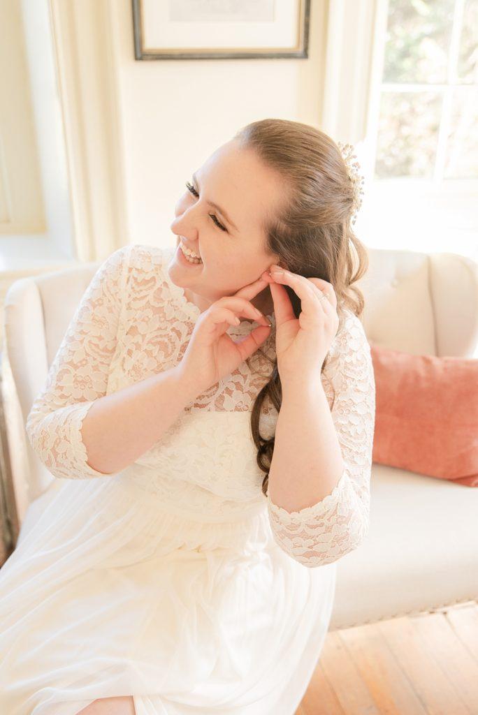 bridal portraits by PA wedding photographer Renee Nicolo Photography