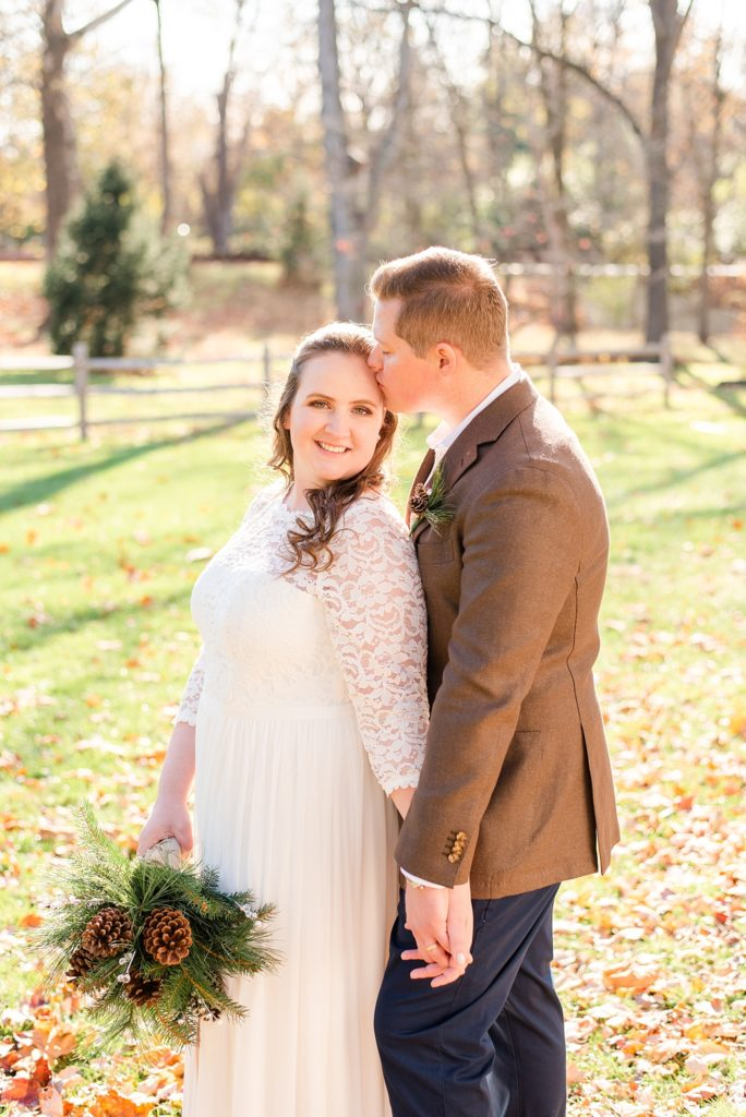 Renee Nicolo Photography captures intimate PA wedding day