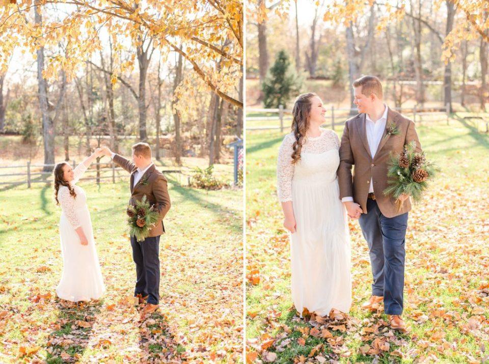 Duportail House wedding photos with PA wedding photographer Renee Nicolo Photography
